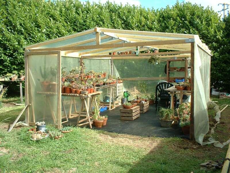 image - Serre Artisanale De Jardin